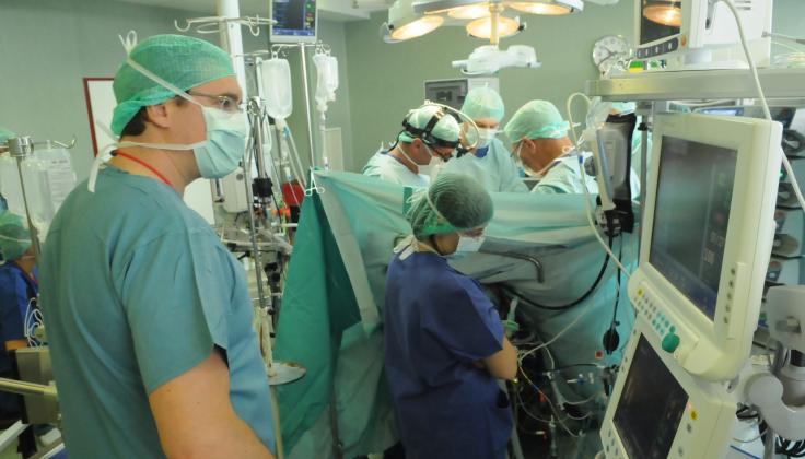 Santaros klinikos dėl COVID-19 nestabdo ir kitų gyvybiškai pacientams svarbių paslaugų