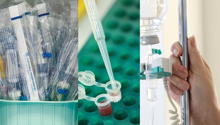 Santaros klinikų Kraujo centras kviečia persirgusiuosius COVID-19 donuoti imuninę kraujo plazmą
