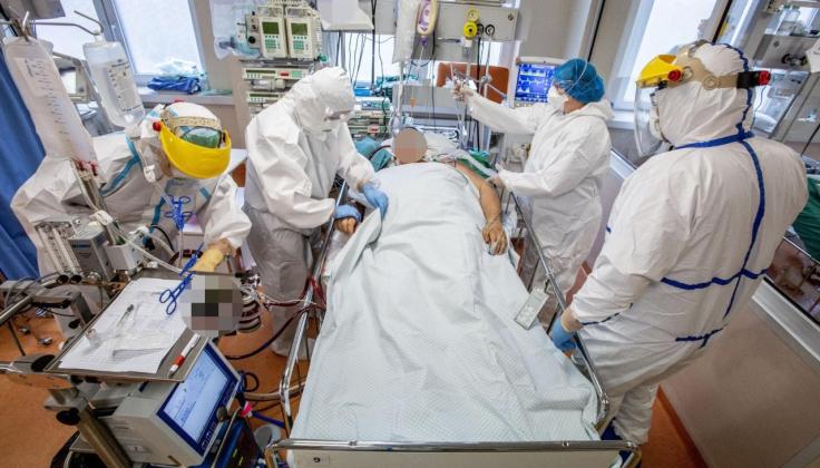 Santaros žinios: kritinės būklės pacientams taikomas metodas padeda laimėti laiko
