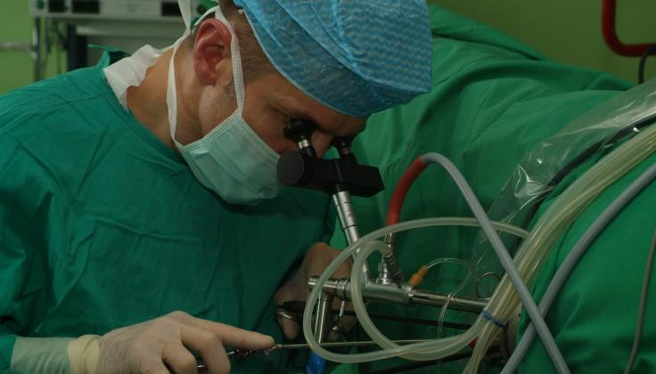Storosios žarnos vėžys: Santaros klinikose – nuo diagnozės iki gydymo