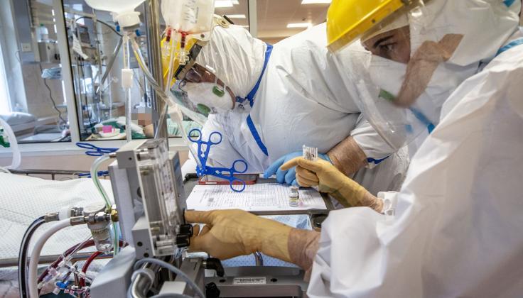 Santaros žinios: Pasikeitimai valdant pacientų srautus (sausio 29 d., penktadienis)