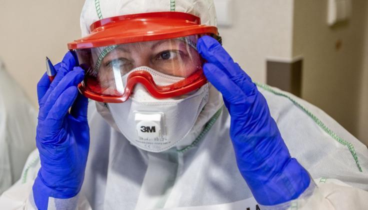 Santaros žinios: Vilniaus regione daugėja hospitalizacijų dėl COVID-19