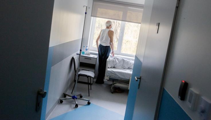 Atnaujinta pacientų lankymo Santaros klinikose tvarka